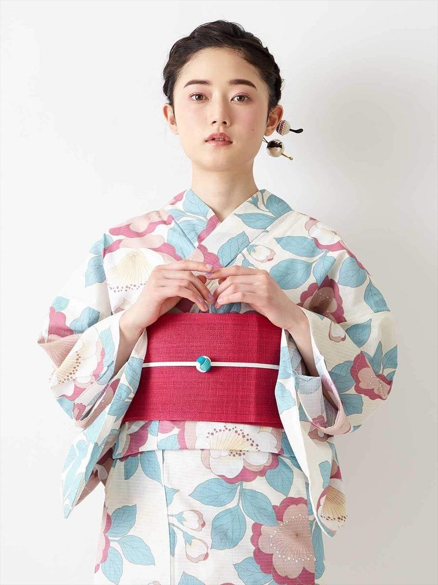 浴衣「桜」